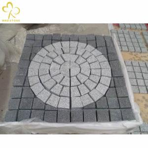 Grey granite pavings-1