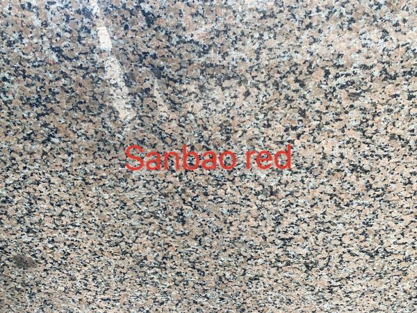 China sanbao red slab-1