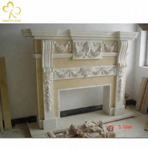 marble fireplace-1