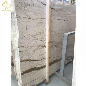 Chinese marble tiles italian polished natural calacatta gold marble
